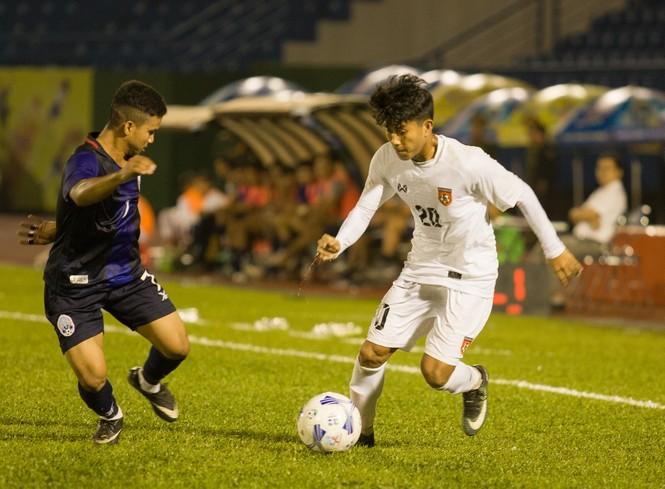 CLB B.Bình Dương giành chức vô địch Giải bóng đá Quốc tế Cúp Number 1  - ảnh 1