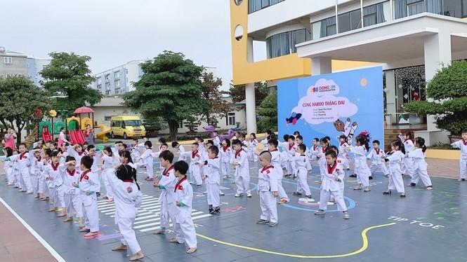 Taekwondo – Môn võ thuật giúp trẻ phát triển thể chất và tinh thần - ảnh 1
