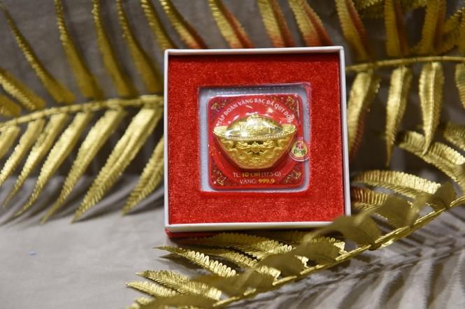 DOJI: Tiên phong mang đến những sản phẩm vàng Quốc dân - ảnh 2