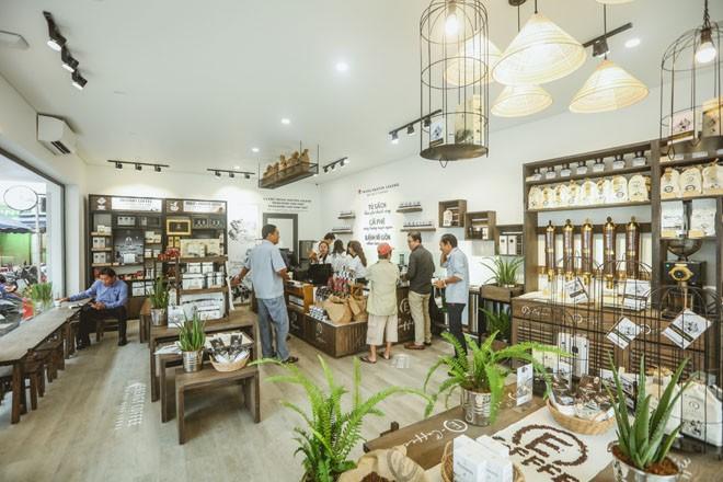 Trung Nguyên E-Coffee tăng tốc mở rộng khắp 63 tỉnh thành - ảnh 1