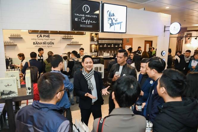 Trung Nguyên E-Coffee tăng tốc mở rộng khắp 63 tỉnh thành - ảnh 2