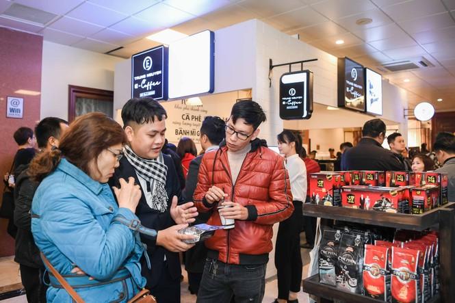Trung Nguyên E-Coffee tăng tốc mở rộng khắp 63 tỉnh thành - ảnh 3