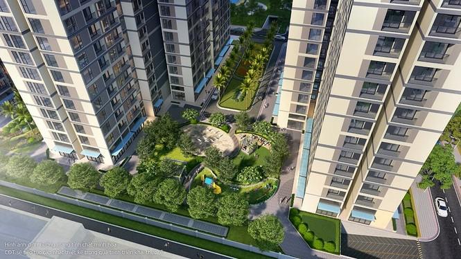 Ra mắt phân khu Ruby - Vinhomes Smart City - ảnh 1