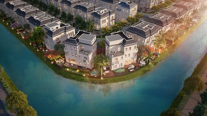Ra mắt phân khu Phong Lan thuộc khu đô thị phức hợp Vinhomes Star City - ảnh 1