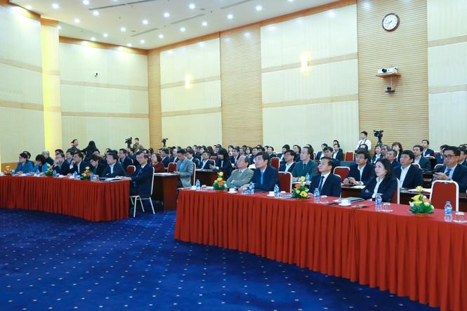 Hệ thống Kho bạc Nhà nước tổ chức Hội nghị trực tuyến tổng kết công tác năm 2019 - ảnh 1