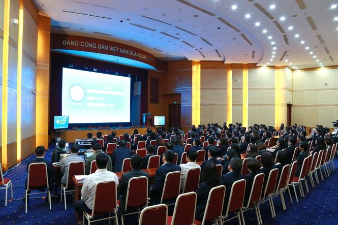 Hệ thống Kho bạc Nhà nước tổ chức Hội nghị trực tuyến tổng kết công tác năm 2019 - ảnh 3