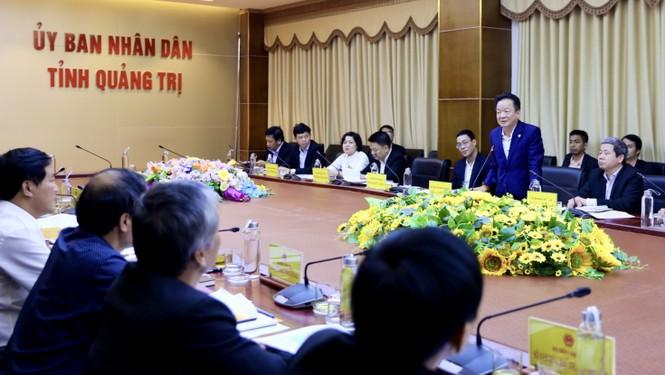 T&T Group đề xuất đầu tư dự án điện khí LNG khoảng 4,4 tỷ USD tại tỉnh Quảng Trị - ảnh 2