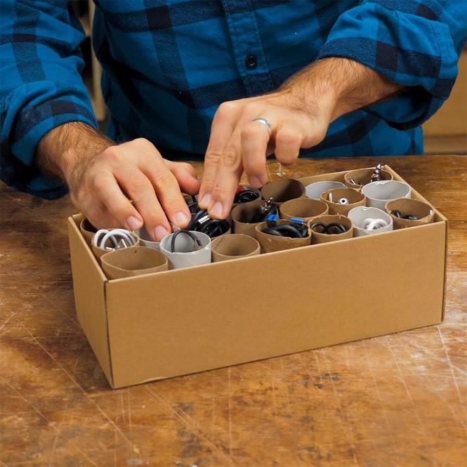 Phù phép cho hộp giấy 'tái sinh' vòng đời vô tận - ảnh 3