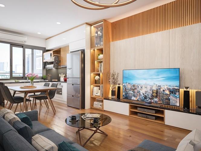 Chỉ 1,5 tỷ sở hữu căn hộ 2 phòng ngủ trung tâm hành chính quận Hà Đông - ảnh 2