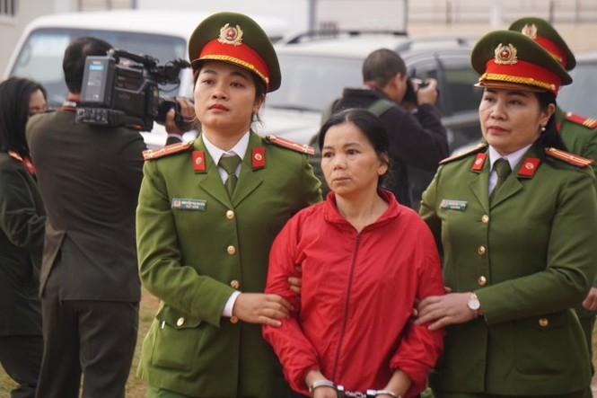 Cận cảnh 9 bị cáo liên quan vụ sát hại nữ sinh Điện Biên - ảnh 8
