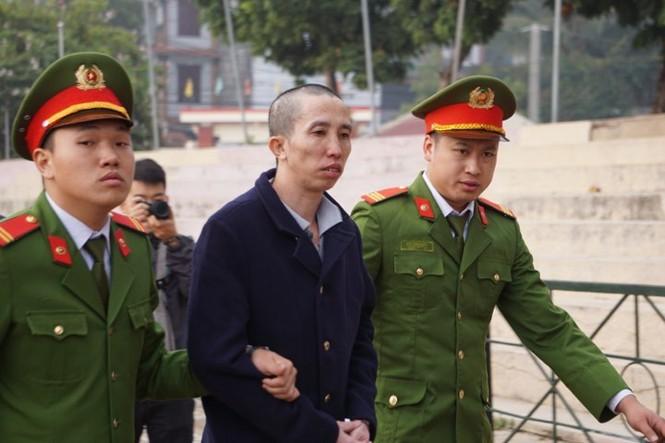 Cận cảnh 9 bị cáo liên quan vụ sát hại nữ sinh Điện Biên - ảnh 2