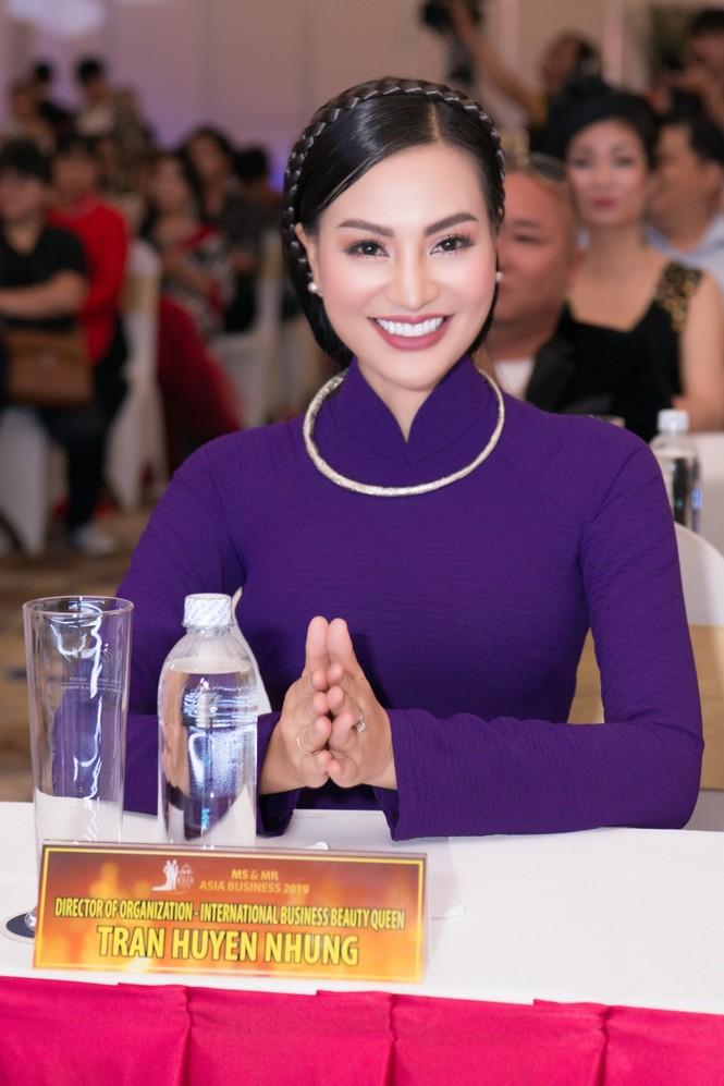 Doanh nhân Trần Huyền Nhung khởi nghiệp từ bàn tay trắng - ảnh 1
