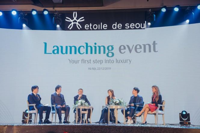 Ra mắt thương hiệu Viện Thẩm Mỹ nổi tiếng Hàn Quốc ETOILE DE SEOUL ở VN - ảnh 2