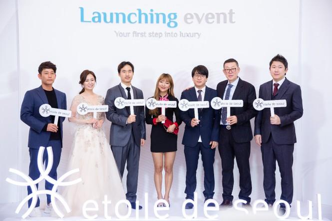 Ra mắt thương hiệu Viện Thẩm Mỹ nổi tiếng Hàn Quốc ETOILE DE SEOUL ở VN - ảnh 9