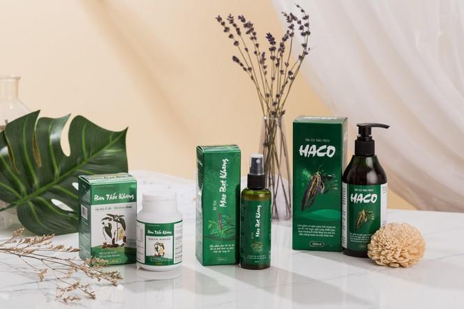 Bộ 3 Tóc Haco mang tới giải pháp hỗ trợ bảo vệ tóc - ảnh 1