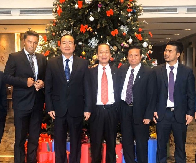 Tỷ phú Mai Vũ Minh trở thành cố vấn cấp cao của Tổng thống Bosnia - ảnh 1