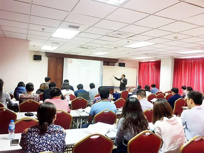 Chương trình đào tạo quản lý chuỗi cung ứng chuẩn quốc tế SCOR® tại FMIT - ảnh 1
