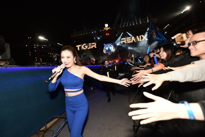 Đánh dấu năm mới 'nổ tung' với 'cơn bão âm nhạc' Tiger Remix 2020 - ảnh 4