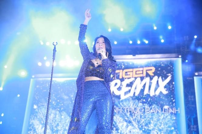 Đánh dấu năm mới 'nổ tung' với 'cơn bão âm nhạc' Tiger Remix 2020 - ảnh 6