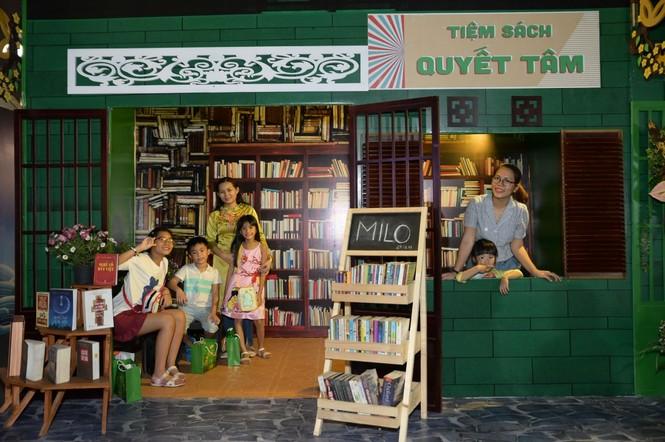 Nestlé MILO mở cửa chào đón các em nhỏ đến với 'Thị Trấn Tết MILO' - ảnh 2