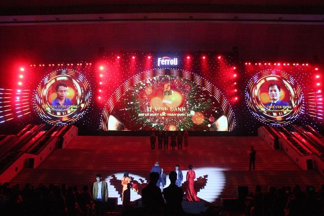 Công ty CP Tiền Phong tổ chức thành công kỷ niệm 15 năm thành lập Ferroli Asean - ảnh 2