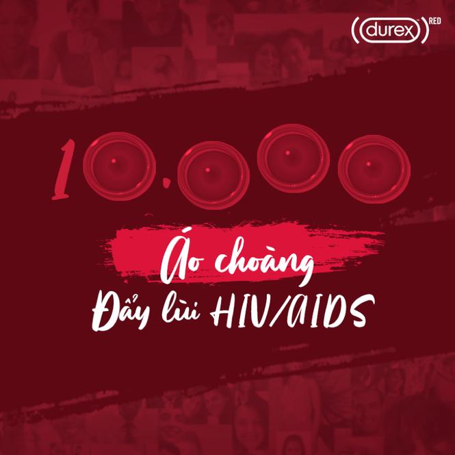 Durex và (RED) hợp tác chung tay đẩy lùi HIV/AIDS tại Việt Nam - ảnh 3