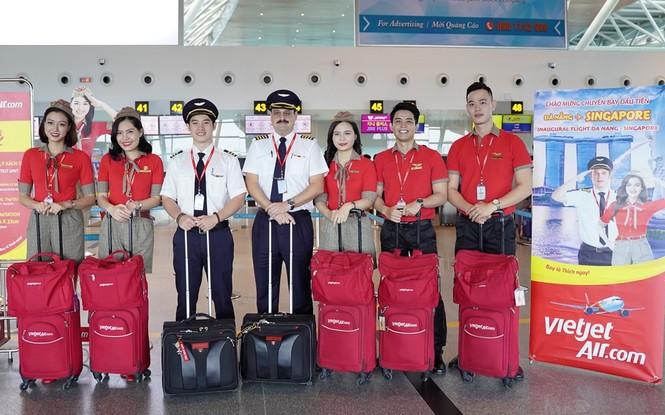 Đà Nẵng đón loạt 3 đường bay quốc tế mới tới Đài Bắc, Singapore và Hồng Kông - ảnh 1