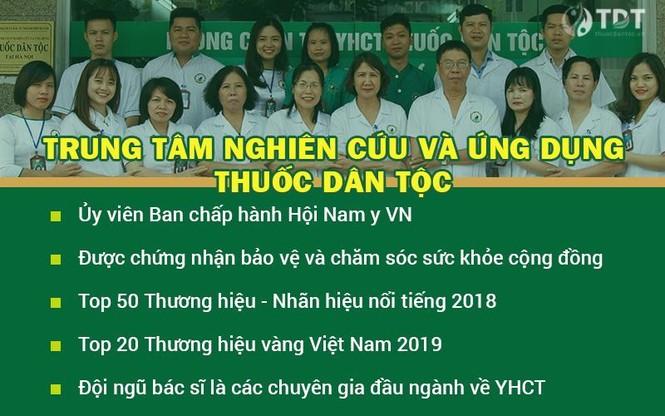 Thuốc dân tộc chữa khỏi bệnh dạ dày cho NSND Trần Nhượng - ảnh 1
