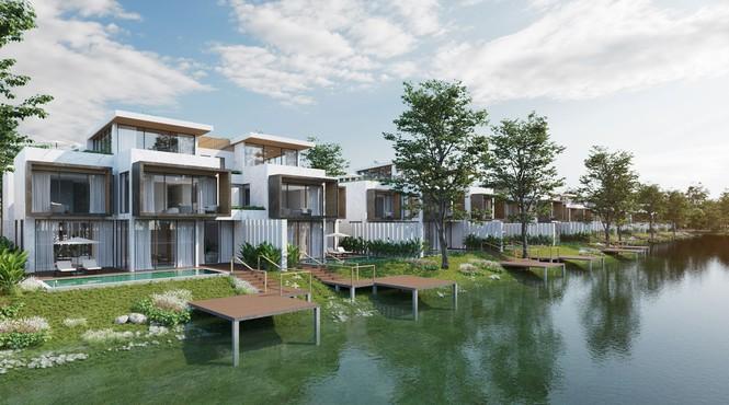 Giải mã sức hút của biệt thự đảo Ecopark trên thị trường bất động sản cao cấp - ảnh 1