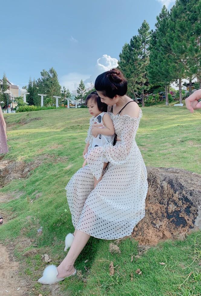 Gia đình nhỏ hạnh phúc của cặp vợ chồng nữ doanh nhân Phan Phạm Phương Uyên - ảnh 2
