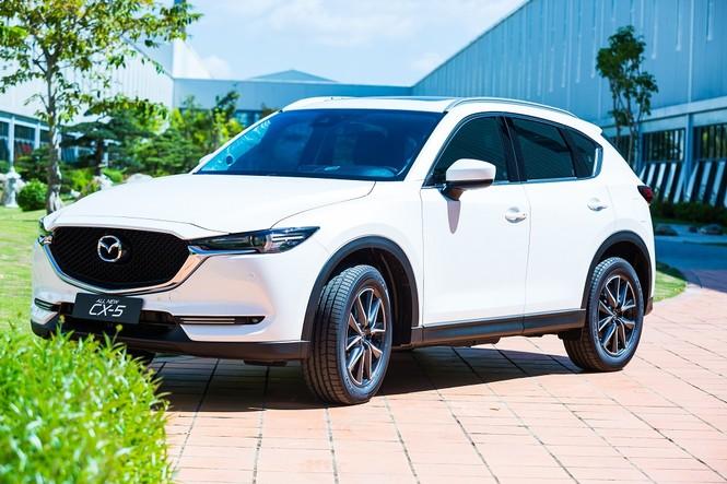 Mazda ưu đãi lên đến 100 triệu trong tháng 3 - ảnh 1