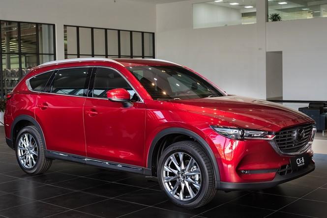 Mazda ưu đãi lên đến 100 triệu trong tháng 3 - ảnh 2