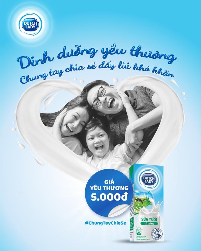 Cô gái Hà Lan tiên phong mang sữa yêu thương, chung tay chia sẻ với người tiêu dùng  - ảnh 1