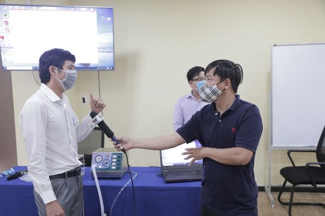 Máy thở của ĐH Duy Tân (DTU-Vent) hứa hẹn giá thành không quá 20 triệu VND - ảnh 6