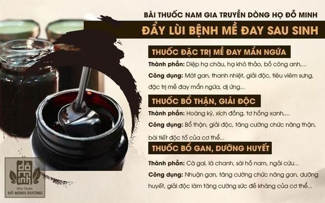 Bài thuốc Mề Đay Đỗ Minh chữa khỏi mề đay sau sinh cho diễn viên Nguyệt Hằng - ảnh 3