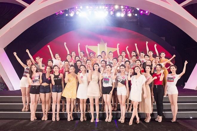 Đi thi hoa hậu Việt Nam 2020 thôi! - ảnh 3