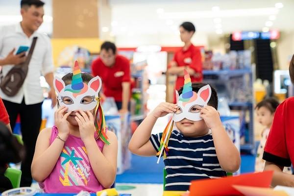 Khám phá điểm đến vui chơi giải trí sôi động dành cho bé mùa hè này - ảnh 4