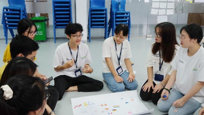Thanh niên chủ động và tích cực với các sáng kiến về môi trường - ảnh 3