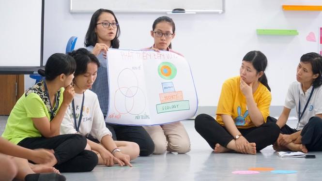 Thanh niên chủ động và tích cực với các sáng kiến về môi trường - ảnh 2
