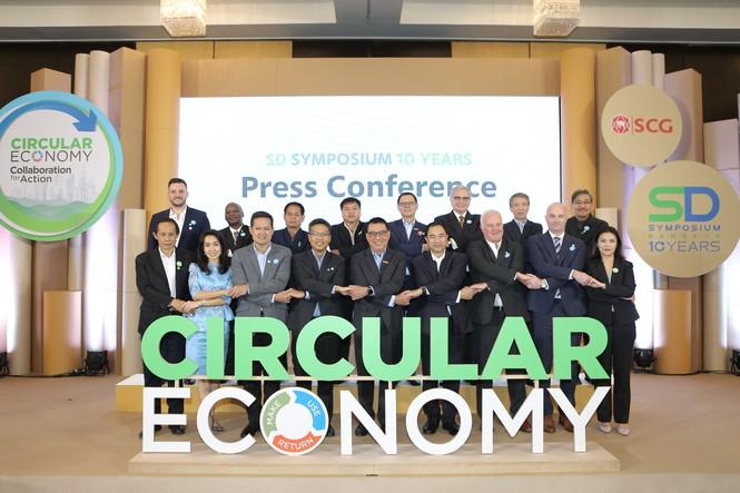 Phát triển Kinh tế Tuần hoàn cho tương lai không rác thải-Bài học từ tập đoàn 108 tuổi SCG - ảnh 3