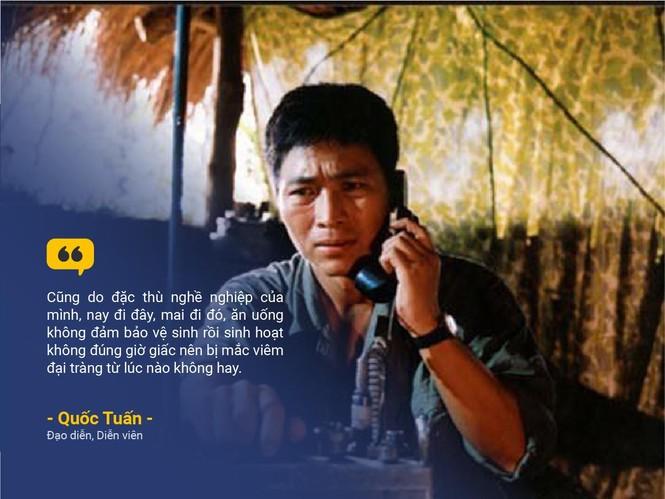 Đạo diễn, diễn viên Quốc Tuấn chia sẻ bí quyết cải thiện đại tràng bằng phương pháp mới - ảnh 2