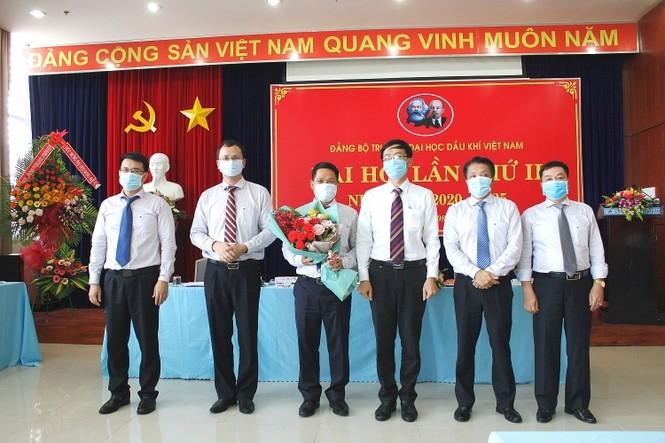 Đảng bộ Tập đoàn Dầu khí Quốc gia Việt Nam: Sẵn sàng cho ngày hội lớn  - ảnh 1
