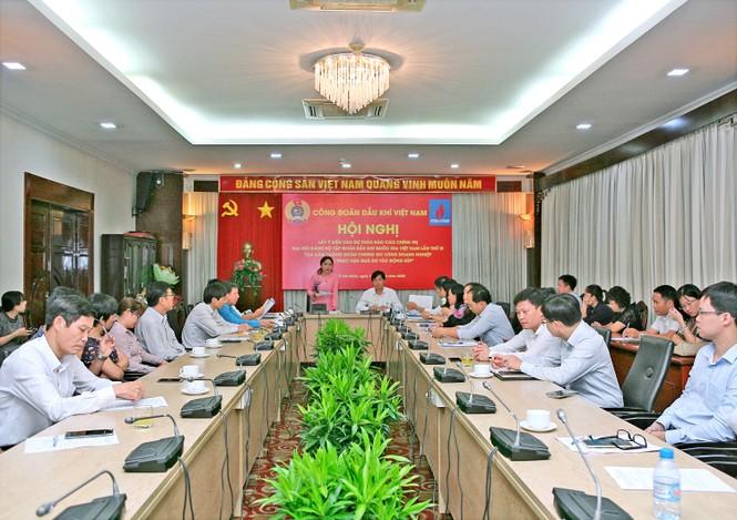Đảng bộ Tập đoàn Dầu khí Quốc gia Việt Nam: Sẵn sàng cho ngày hội lớn  - ảnh 2