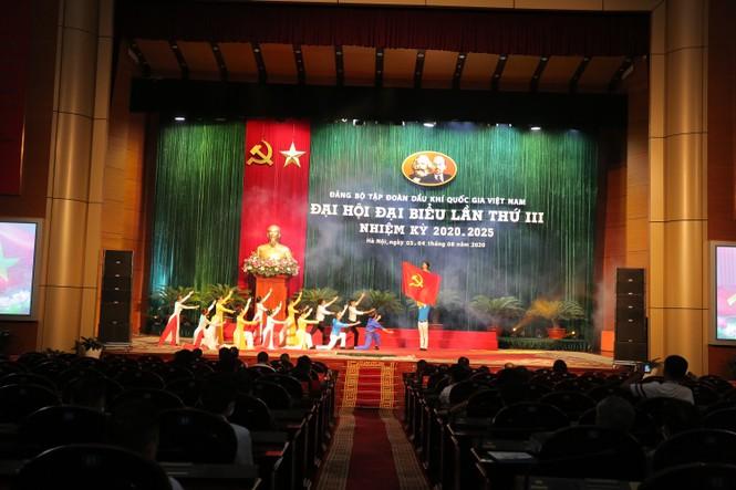 Đảng bộ Tập đoàn Dầu khí Quốc gia Việt Nam: Sẵn sàng cho ngày hội lớn  - ảnh 3