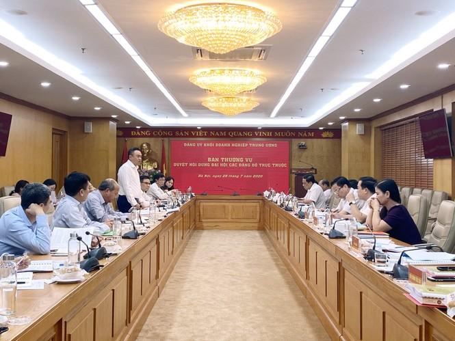 Đảng bộ Tập đoàn Dầu khí Quốc gia Việt Nam: Sẵn sàng cho ngày hội lớn  - ảnh 4