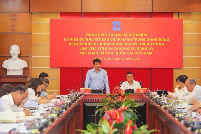 Đảng bộ Tập đoàn Dầu khí Quốc gia Việt Nam: Sẵn sàng cho ngày hội lớn  - ảnh 5