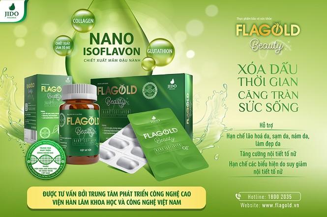 Bí quyết đẩy lùi nám sạm da từ nano Isoflavon chiết xuất mầm đậu nành - ảnh 3