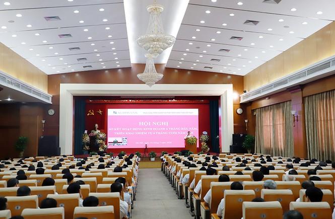 Agribank tổ chức Hội nghị sơ kết và triển khai nhiệm vụ 6 tháng cuối năm 2020 - ảnh 3