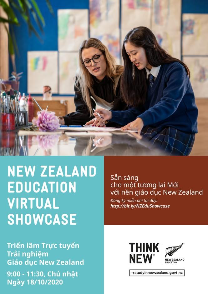 Lần đầu tiên tổ chức triển lãm giáo dục New Zealand tại Việt Nam - ảnh 1