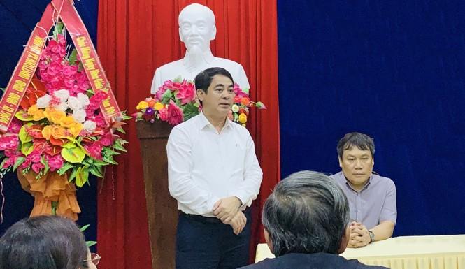 Vietcombank ủng hộ 11 tỷ đồng, chung tay cùng cán bộ, chiến sỹ và đồng bào miền Trung  - ảnh 3